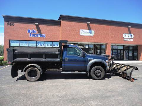 2010 Ford F-450 Super Duty for sale in Webster, NY
