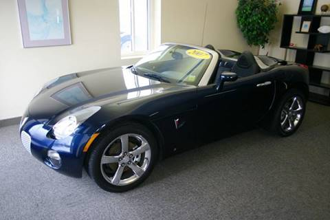 2007 Pontiac Solstice for sale in Rochester, NY