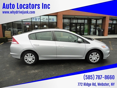 2013 Honda Insight for sale in Webster, NY