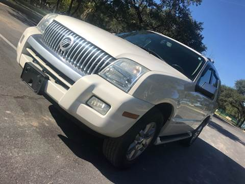2008 Mercury Mountaineer for sale in Austin, TX