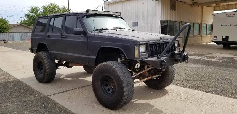 1994 Jeep Cherokee For Sale At Mastertech Hot Whips In Littlefield TX