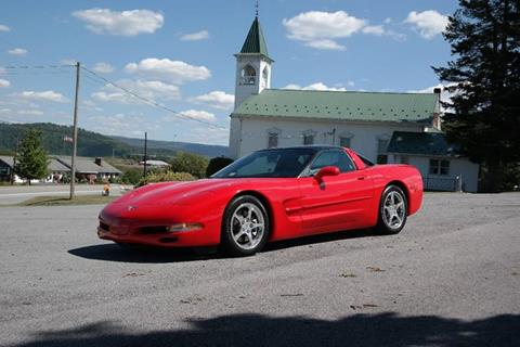 2003 Chevrolet Corvette for sale at Valley Auto and Corvette in Bedford PA