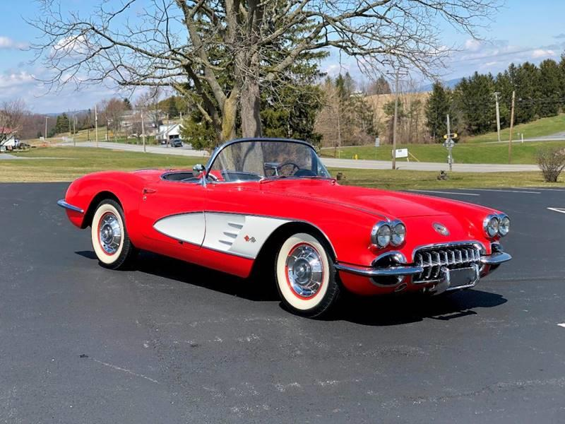 Valley Auto and Corvette - Used Cars - Bedford PA Dealer