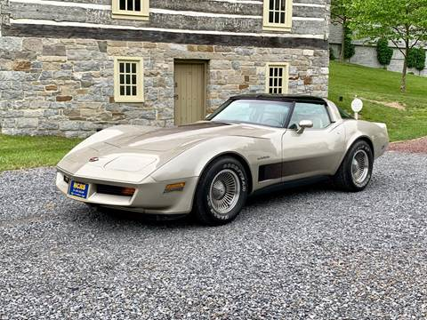 Chevrolet Corvette For Sale in Bedford, PA - All Collector