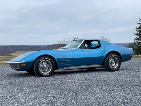 1971 Chevrolet Corvette for sale at All Collector Autos LLC in Bedford PA