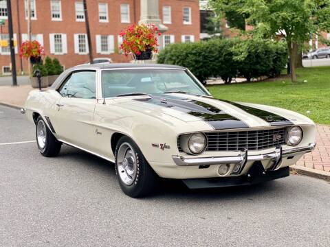 1969 Chevrolet Camaro for sale at All Collector Autos LLC in Bedford PA