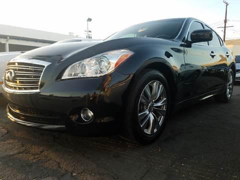 2012 Infiniti M37 for sale in South Gate, CA