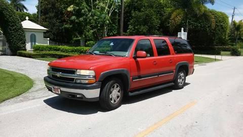 2001 Chevrolet Suburban for sale in North Miami, FL