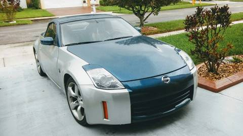 2008 Nissan 350Z for sale in North Miami, FL
