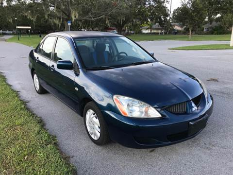 2005 Mitsubishi Lancer for sale in Winter Haven, FL
