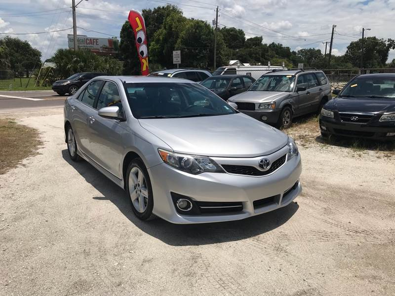 2013 Toyota Camry For Sale At SKYLINE AUTO SALES LLC In Winter Haven FL