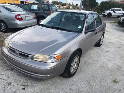 1998 Toyota Corolla For Sale In Winter Haven, FL