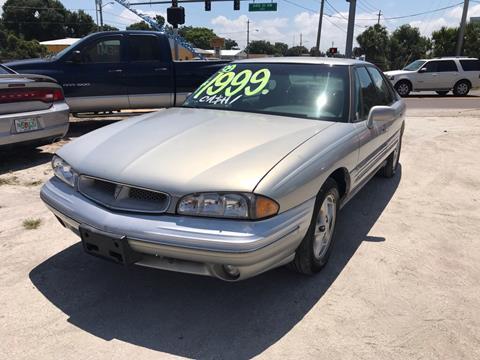 1998 Pontiac Bonneville for sale in Winter Haven, FL