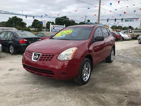 2009 Nissan Rogue for sale at SKYLINE AUTO SALES LLC in Winter Haven FL