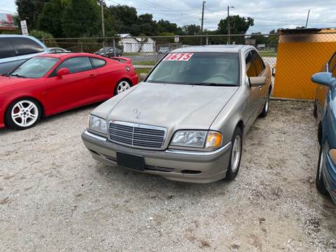 1998 Mercedes-Benz C-Class for sale in Winter Haven, FL