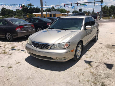 2000 Infiniti I30 for sale at SKYLINE AUTO SALES LLC in Winter Haven FL