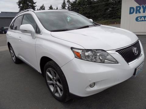 2012 Lexus RX 350 for sale in Lakewood, WA