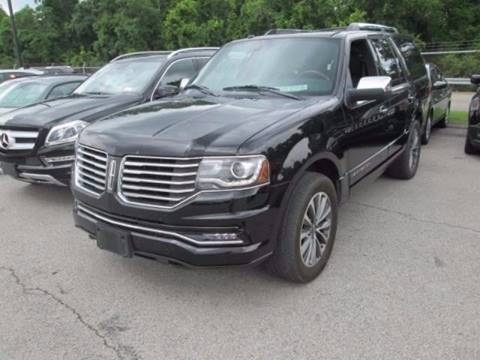 2017 Lincoln Navigator for sale in Lancaster, TX