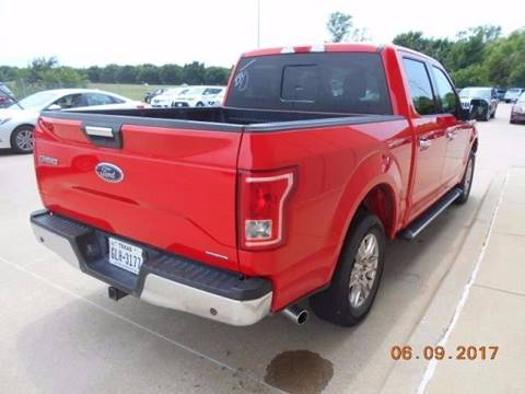 2016 Ford F-150 for sale in Lancaster, TX