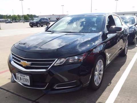 2017 Chevrolet Impala for sale in Lancaster, TX
