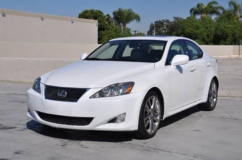 2008 Lexus IS 250 for sale in Orange, CA