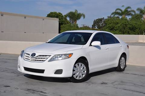 2010 Toyota Camry for sale in Orange, CA
