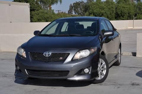 2010 Toyota Corolla for sale in Orange, CA