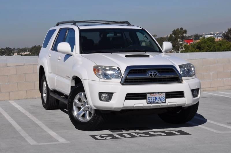 2007 Toyota 4Runner For Sale At TK Motors LLC In Orange CA