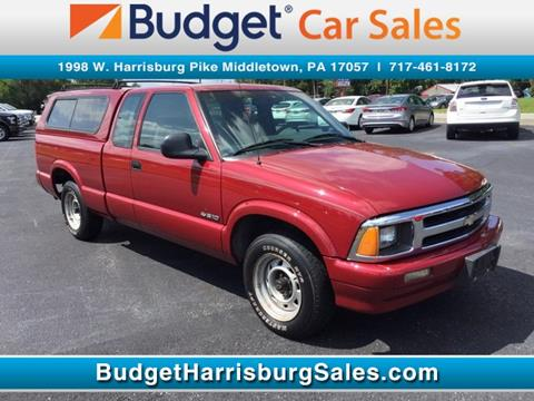 1995 Chevrolet S-10 for sale in Middletown, PA