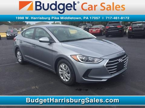 2017 Hyundai Elantra for sale in Middletown, PA