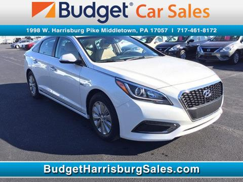 2016 Hyundai Sonata Hybrid for sale in Middletown, PA