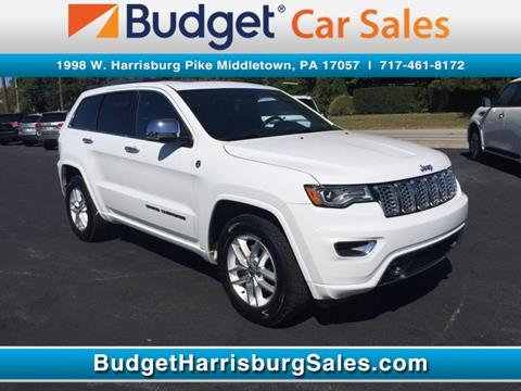 2017 Jeep Grand Cherokee for sale in Middletown, PA