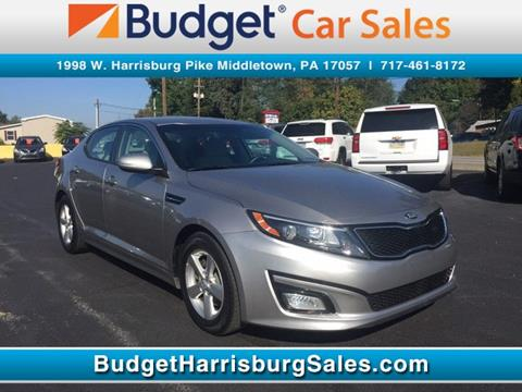 2014 Kia Optima for sale in Middletown, PA