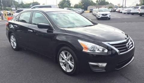 2013 Nissan Altima for sale in Middletown, PA