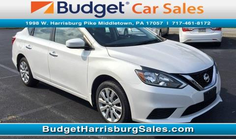 2016 Nissan Sentra for sale in Middletown, PA