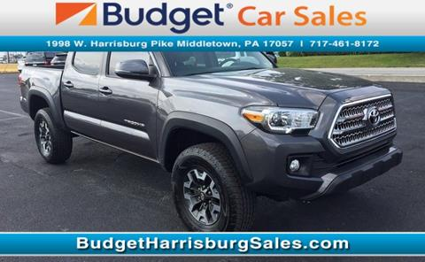2016 Toyota Tacoma for sale in Middletown, PA