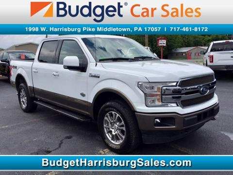2019 Ford F-150 for sale in Middletown, PA