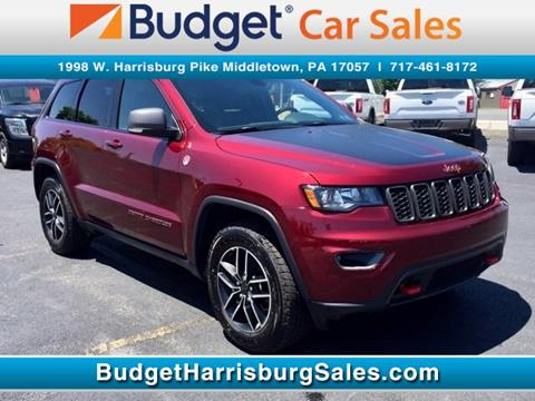 2019 Jeep Grand Cherokee for sale in Middletown, PA