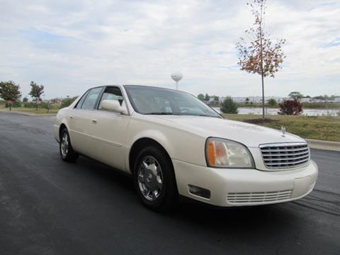 2002 Cadillac DeVille for sale in Naperville, IL