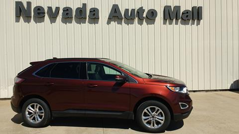 2015 Ford Edge for sale in Nevada MO