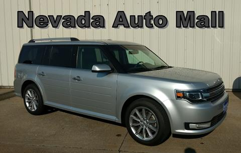 2016 Ford Flex for sale in Nevada, MO