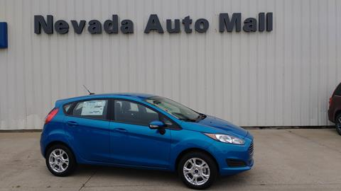 2016 Ford Fiesta for sale in Nevada, MO