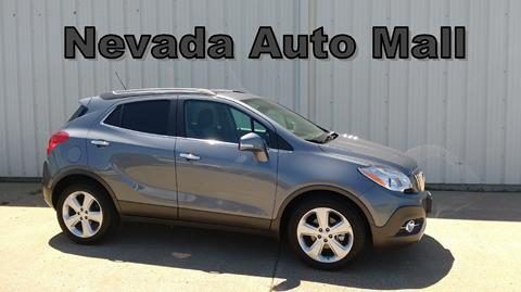 2015 Buick Encore for sale in Nevada, MO