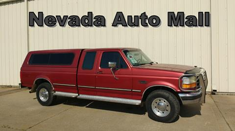 1997 Ford F-250 for sale in Nevada, MO