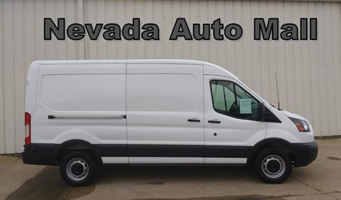 2015 Ford Transit Cargo for sale in Nevada, MO