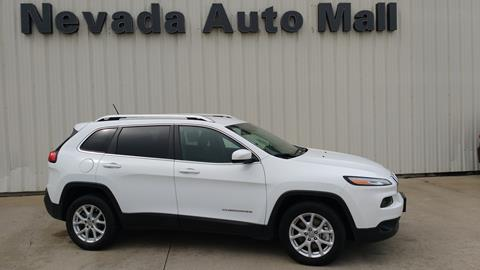 2014 Jeep Cherokee for sale in Nevada MO