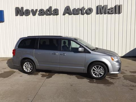 2016 Dodge Grand Caravan for sale in Nevada MO