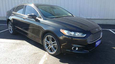 2015 Ford Fusion for sale in Nevada MO