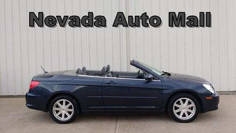 2008 Chrysler Sebring for sale in Nevada, MO