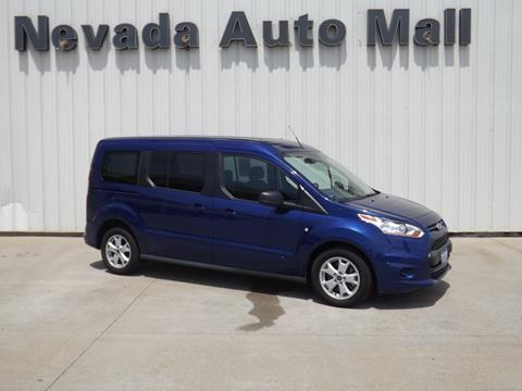 2016 Ford Transit Connect Wagon for sale in Nevada, MO
